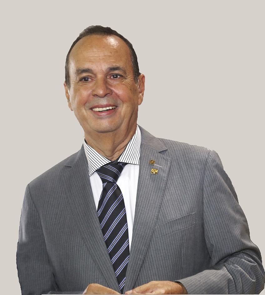 Virgílio Gonçalves Pina Filho - Fundador do T-Grão